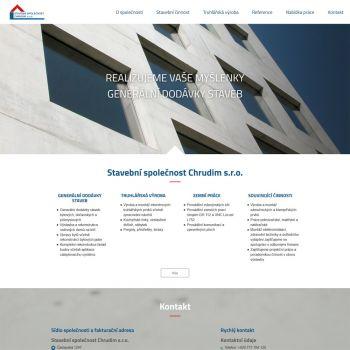 Stavební společnost Chrudim