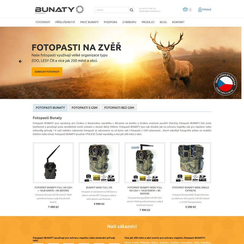 Fotopasti Bunaty